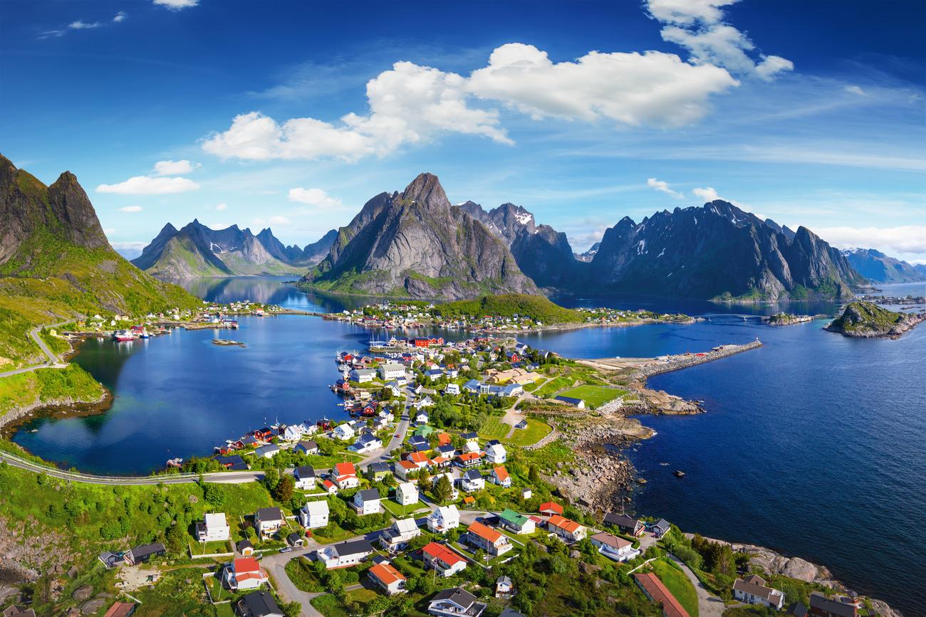 რეინი, ნორვეგია