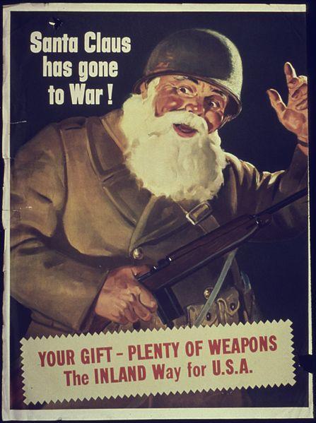 მეორე მსოფლიო ომის დროინდელი ილუსტრაცია, 1942 წ.